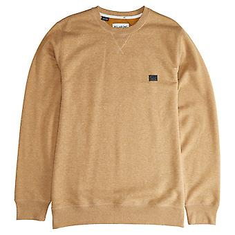 ビラボンオールデイクルースウェットシャツ - ハッシュ