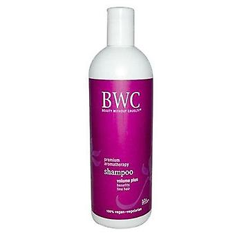 Beauty Without Cruelty Volumizing Shampoo, 16 Oz