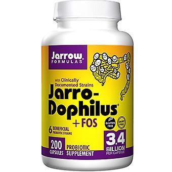 جارو الصيغ جارو-دوفيليوس + FOS، 200 CAPS