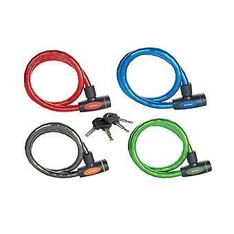 Master Lock Mixed Color Keyed Cable blindado 1m x 18mm MLK8228E