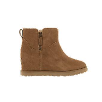 Ugg ClassicFemmeZipMini البيج 1117535CHE حذاء