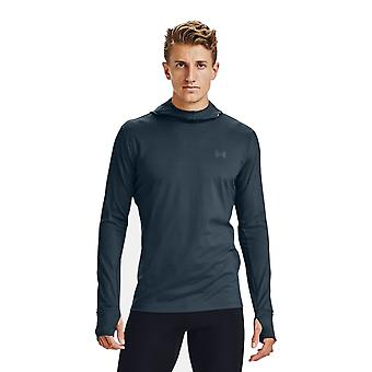 Under Armour Qualifier Ignight ColdGear Hupullinen juoksu toppi - AW20