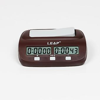 Chess Clock Digital Professional Count Backgammon Games ,timer Sports