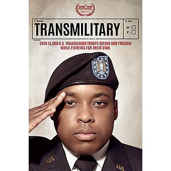 Transmilitary [DVD] USA import