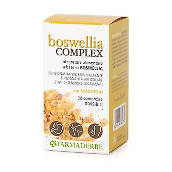 BOSWELLIA COMPLEX 30CPR 30 tablets