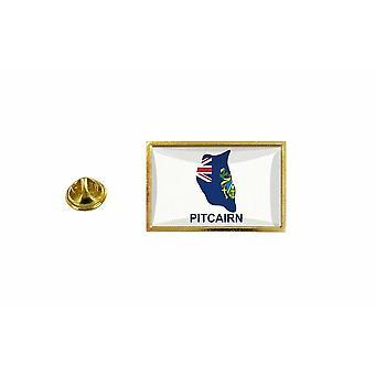 pine pine badge pine pin-apos;s land vlag kaart PN pitcairn