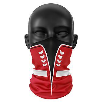 Middlesbrough FC Farben Snood Gesicht Maske Schal Fußball Club Buff Kopfbedeckung Tube
