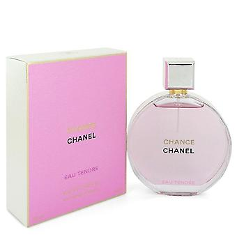 Chance eau tendre eau de parfum spray by chanel 551315 150 ml