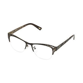 Montatura per occhiali Loewe VLW444M510I62 Bronzo (ø 51 mm)