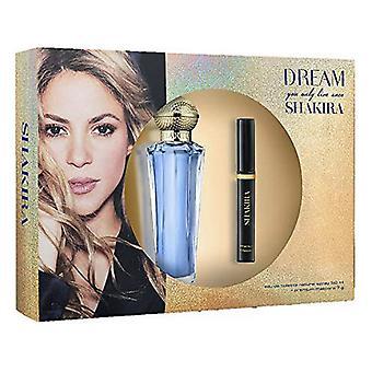Women's Perfume Set Dream Shakira EDT (2 pcs) (2 pcs)