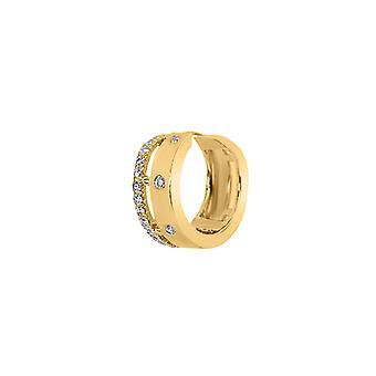 Boucle d'oreille Cuff Rich & Bold 18K Or et Diamants