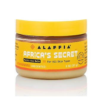 Alaffia Africa's Secret Multi-Use Balm Unscented