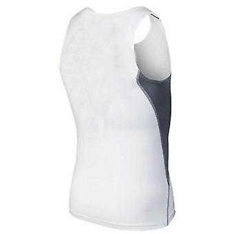 Mens Running Vest Gym Sleeveless Shirt, Fitness Sport Strans de compresie