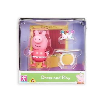 Peppa Pig Dress & Play Peppa Pig Figure Pack