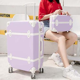 Söpö rullaava spinner matka matkalaukkusetti