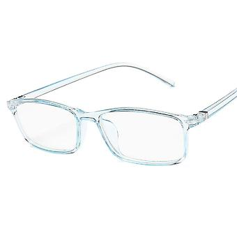 Glasses Ray Anti Blue Fatigue Protection Blocking Goggles Eye Square Radiation