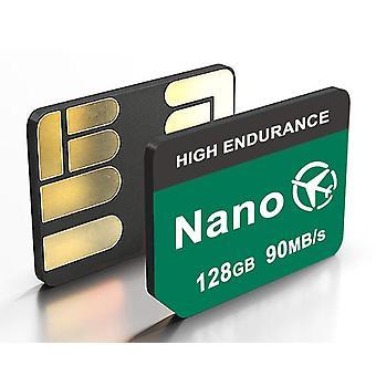 Nano minneskort 90mb/s 128gb