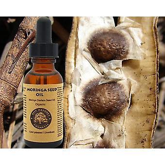 Moringan siemenöljy (orgaaninen, laimentamaton, muokkaamaton)
