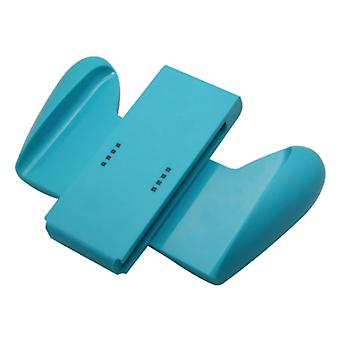 Stuff Certified® Controller Grip for Nintendo Switch - NS Gamepad Handgrip Handle Blue