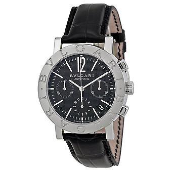 Bvlgari Bvlgari-Bvlgari Chronograph Men's Watch BB38BSLDCH.N
