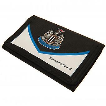 Newcastle United Nylon Wallet SW