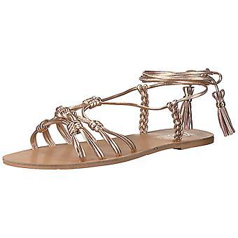 Nanette Lepore Womens June Open Toe Casual Strappy Sandals