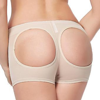 Women control panties butt lifter mesh elastic waistband solid bodycon sexy shapewear lingerie