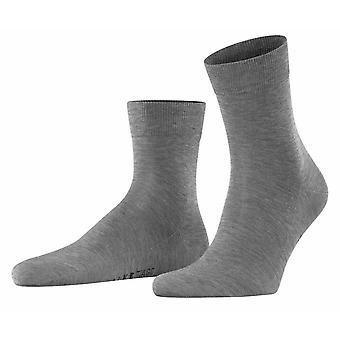 Falke Tiago Short Socks - Light Grey Melange