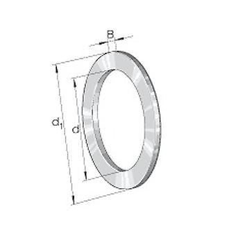 INA WS81118 Thrust Needle Roller Bearing Inner Ring 90x120x6.5mm