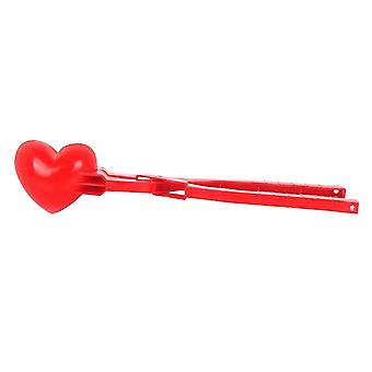Heart Shaped Snowball Maker/clamp