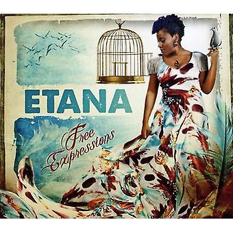 Etana - Free Expressions [CD] USA import