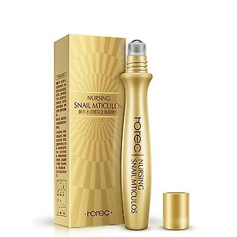 Whitening Face Cream + Eye Massage Roller Serum Aloe Vera Gel