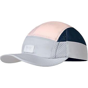 Buff Vuxna Domus 5 Panel Utomhus Running Baseball Cap Hat - Ljusgrå - S/M