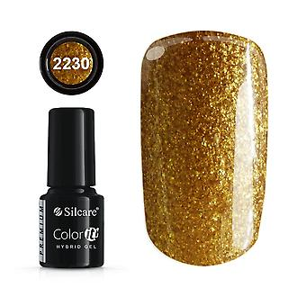 Gellak - Hybrid Color IT Premium - Guld - 2230 - Silcare