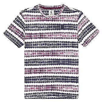 Garcia B11203 T-Shirt, White, S Men
