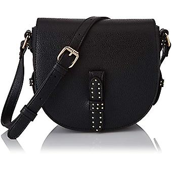 SwankySwans Lorna, Women's Crossbody Bag, Black, Medium