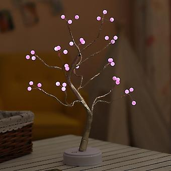 Usb Battery Power Touch Switch Tree Night Fairy Light