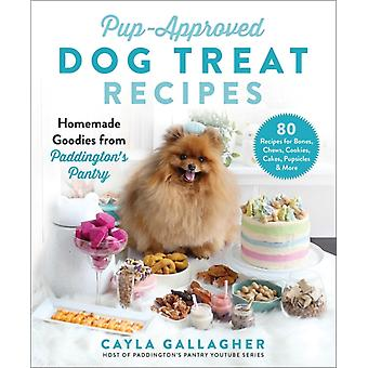 PupApproved Dog Treat Recipes by Cayla Gallagher