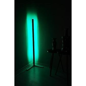 L Kulma lattia lamppu Rgb Led Valaistus