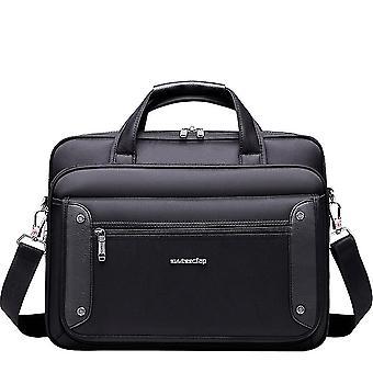 Schultertasche Herren Oxford Messenger Bag 15,6 Zoll Laptoptasche