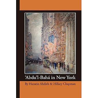 'Abdu'l-Baha v New Yorku