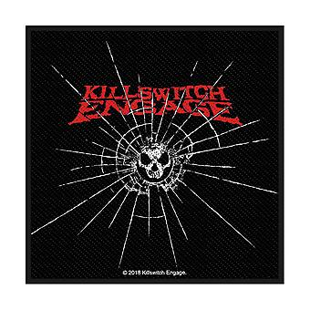 Killswitch Engage - Shatter Standard Patch