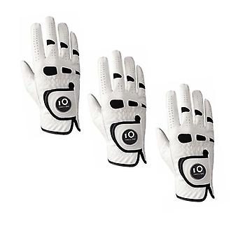 Soft Comfortable Leather Mens Golf Glove
