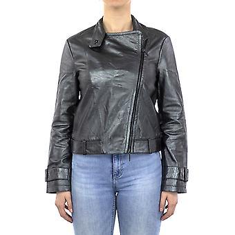 Armani Jeans Women Jackets    Grey