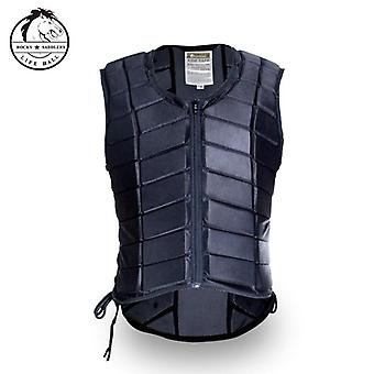 Unisex Outdoor Protect Riding Safety Equestrian Vest And Women