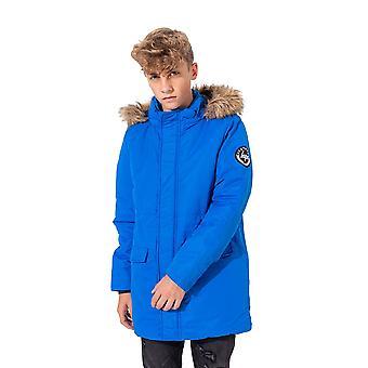 Hype Childrens/Kids Crest Sleeve Glacial Jacket