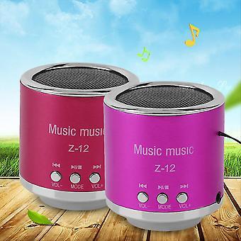 Mini akumulatorowe przenośne głośniki obsługują kartę Tf do tabletu telefonicznego Bezręczna przewodowa karta radiowa FM Tf