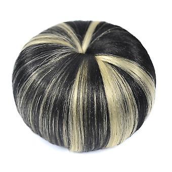 Synthetisch haar Bun Chignon Hairpiece Extensions Bun