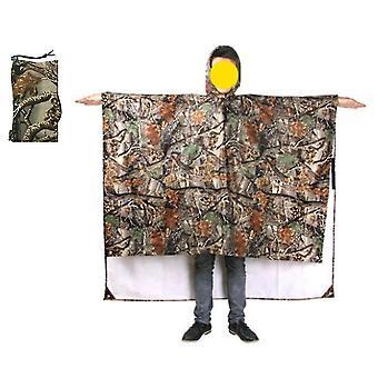 3 1 야외 군사 방수 비옷 비옷 남자 비옷 여성 비에서 차양
