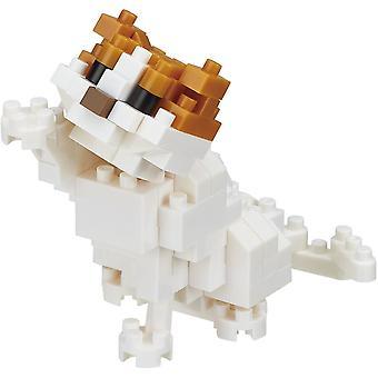 Figura de Scottish Fold Cat (Nanoblocks)